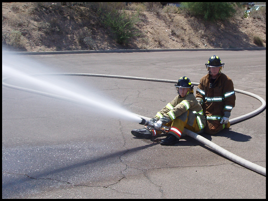 Drinking From a Firehose : drinking from the fire hose - www.happyfamilyinstitute.com
