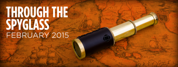 Through the Spyglass: February 2015