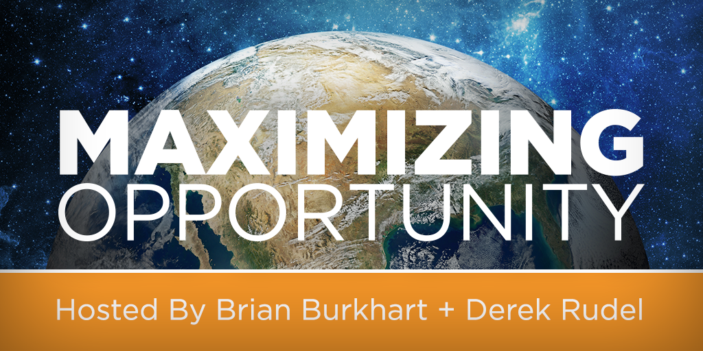 Listen to Maximizing Opportunity Podcast