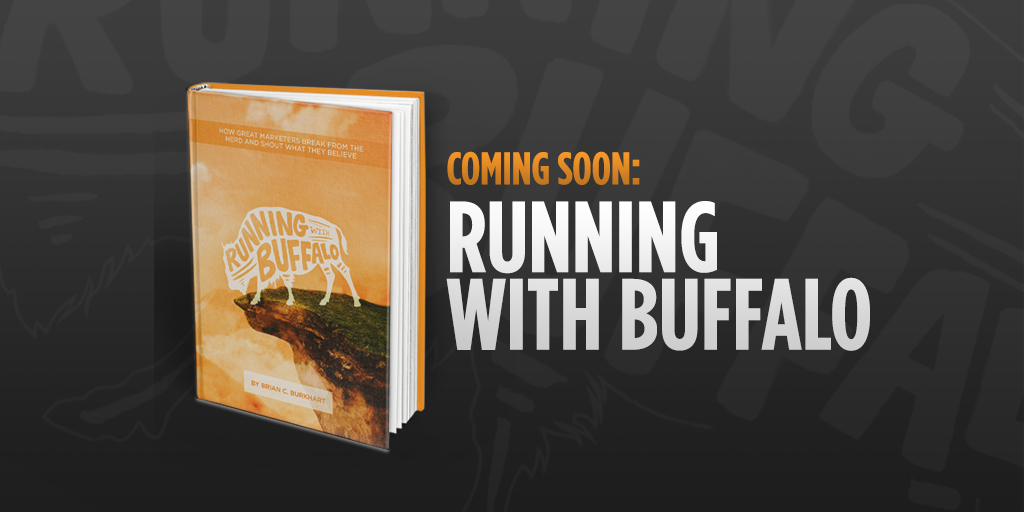 Brian's Book: Running With Buffalo