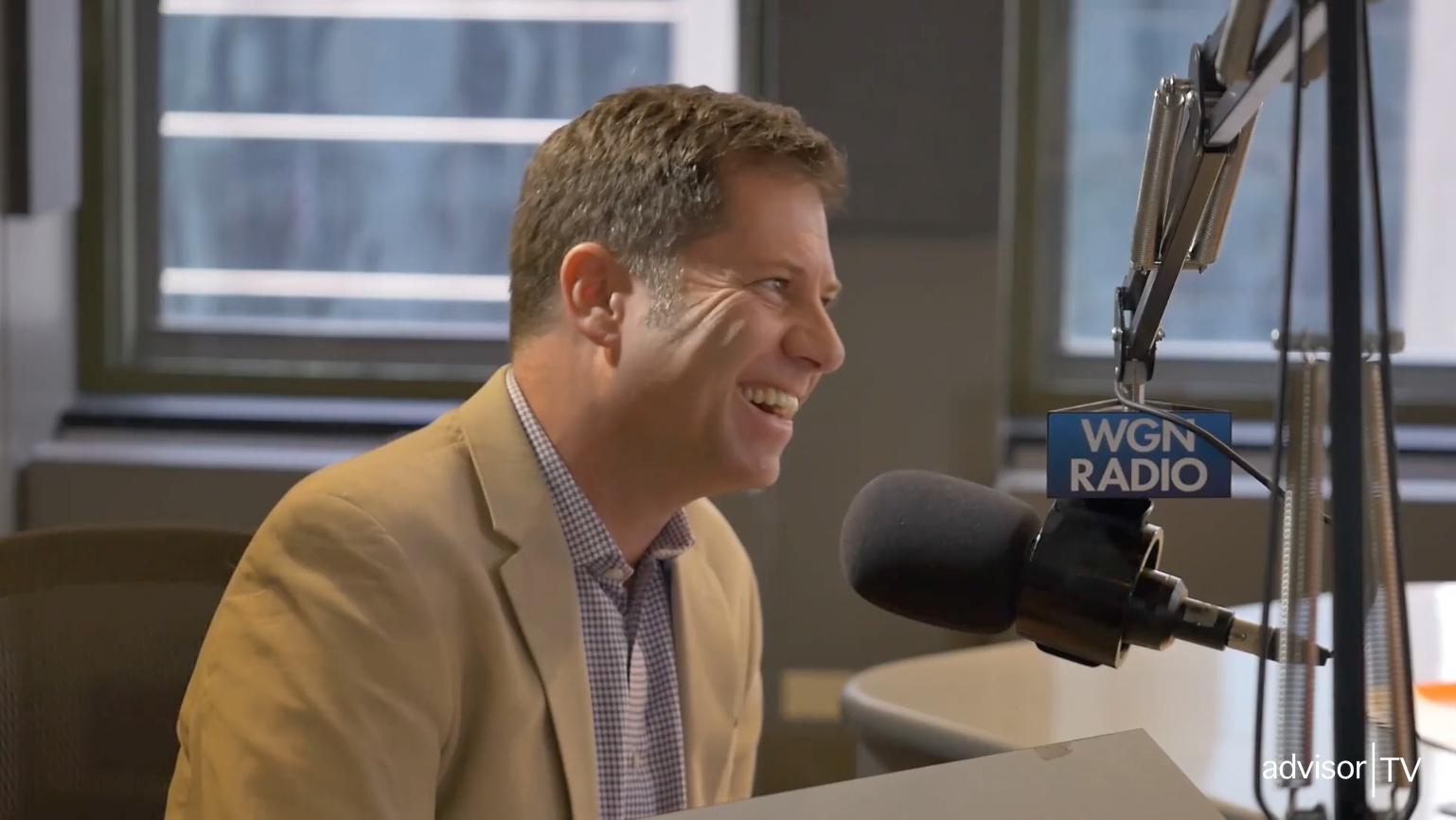 Making Waves on WGN Radio's Technori LIVE