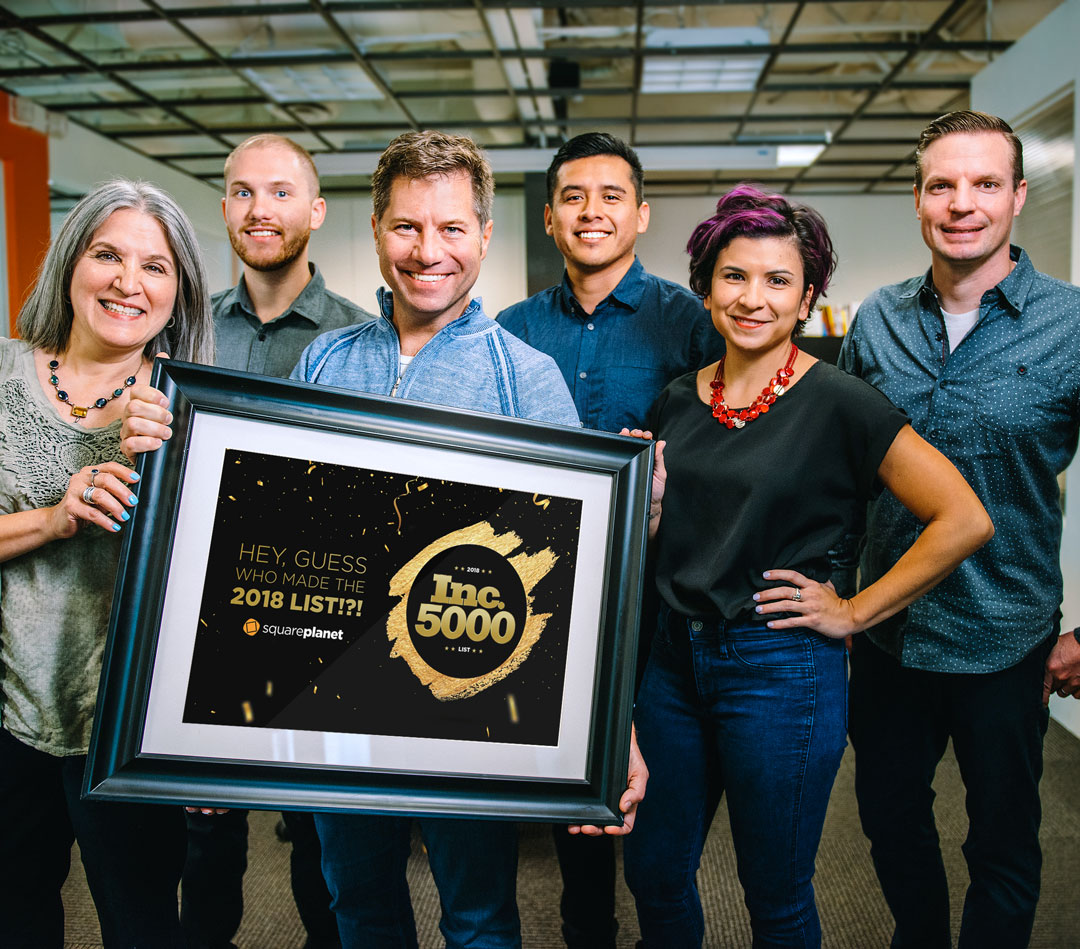 """'Do the Work' Led Us to a Spot on Inc. 5000 List One of Inc. Magazine's 2018 """"Fastest-Growing Companies"""""""