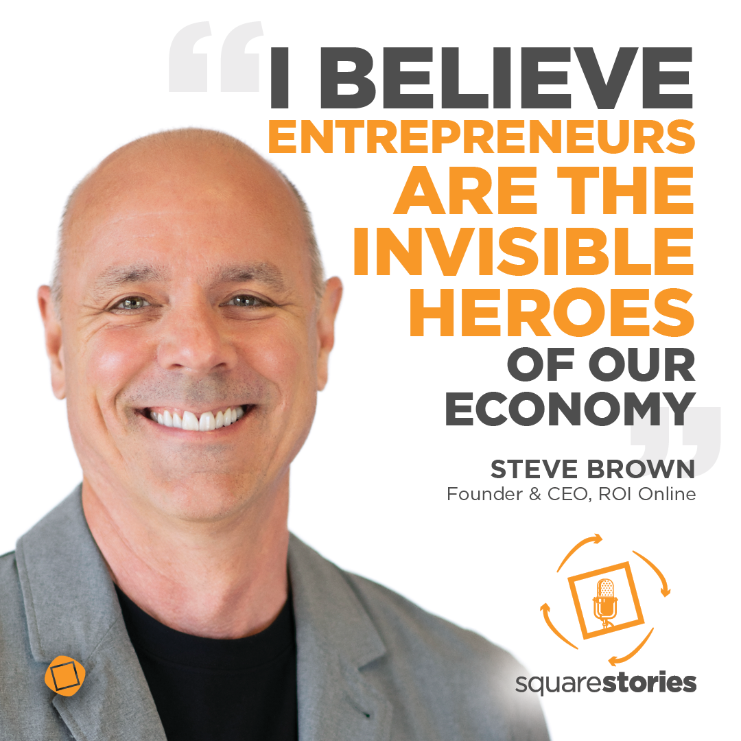 Steve Brown Squareplanet Brian Burkhart Square stories podcast