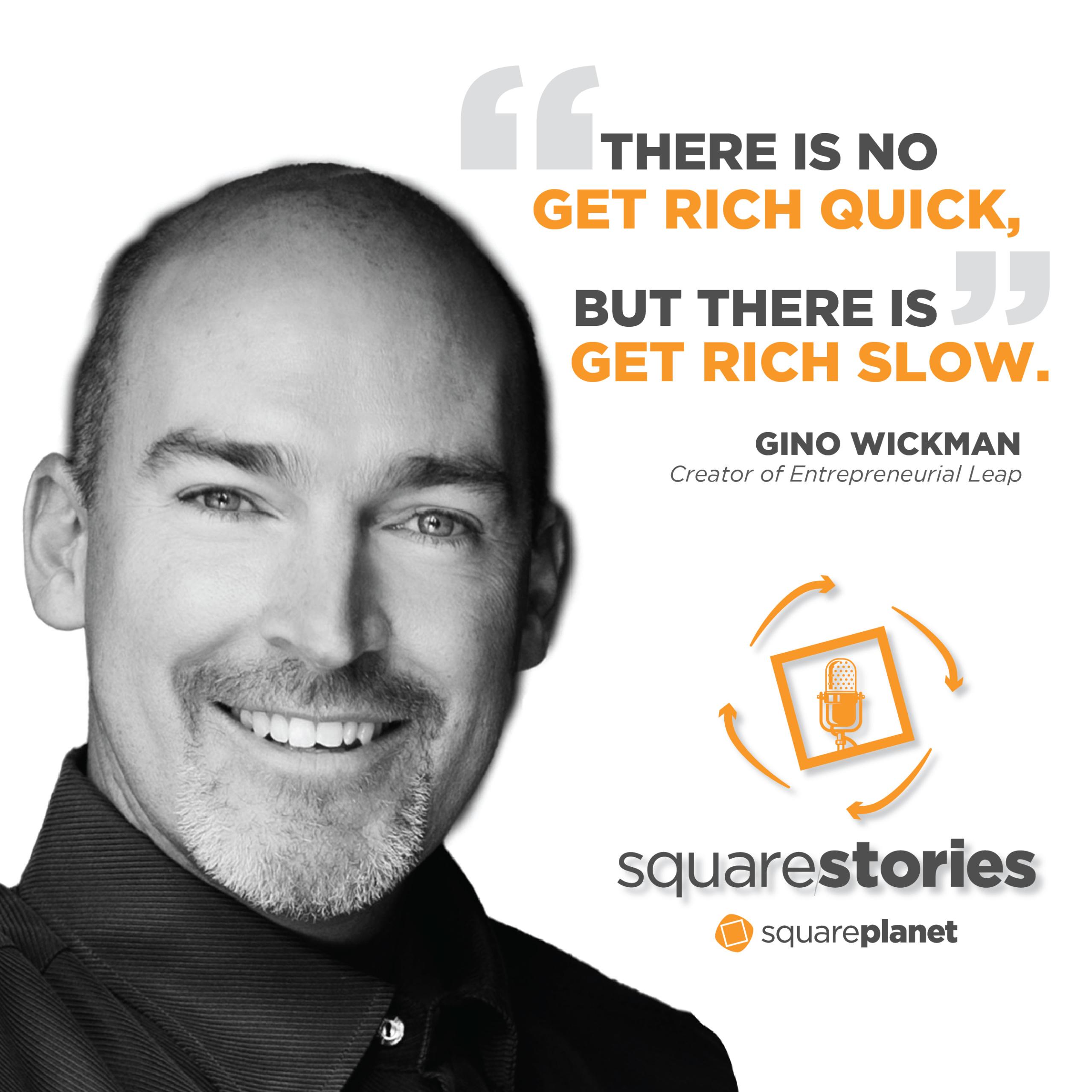 Gino Wickman, Entrepreneurial Leap