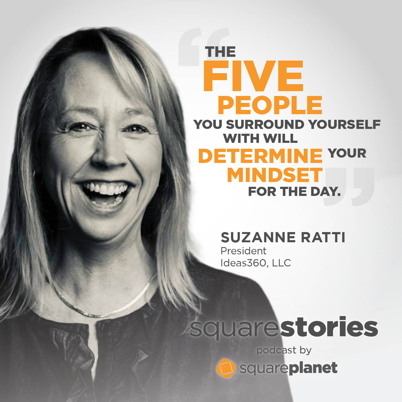 Suzanne Ratti Squarestories, Squareplanet Brian Burkhart